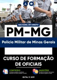 Curso de Formação de Oficiais - PM-MG