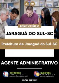 Agente Administrativo - Prefeitura de Jaraguá do Sul-SC