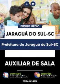 Auxiliar de Sala - Prefeitura de Jaraguá do Sul-SC