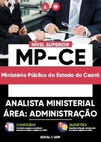 Analista Ministerial - Administração - MP-CE