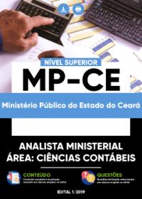 Analista Ministerial - Ciências Contábeis - MP-CE