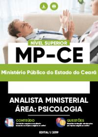Analista Ministerial - Psicologia - MP-CE