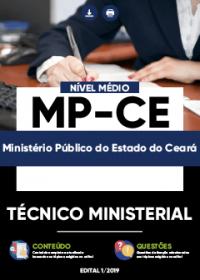 Técnico Ministerial - MP-CE