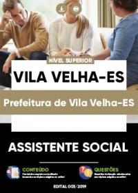 Assistente Social - Prefeitura de Vila Velha-ES