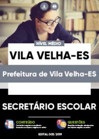 Secretário Escolar - Prefeitura de Vila Velha-ES