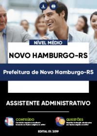 Assistente Administrativo - Prefeitura de Novo Hamburgo-RS