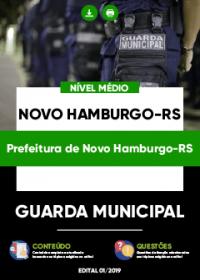 Guarda Municipal - Prefeitura de Novo Hamburgo-RS
