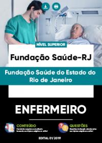 Enfermeiro - Fundação Saúde-RJ