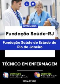 Técnico em Enfermagem - Fundação Saúde-RJ