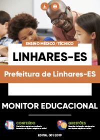 Monitor Educacional - Prefeitura de Linhares-ES