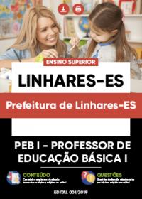 PEB I - Prefeitura de Linhares-ES
