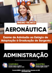Administração - EAGS - Aeronáutica