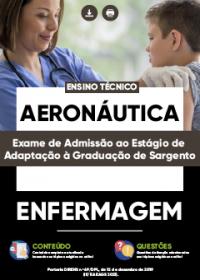 Enfermagem - EAGS - Aeronáutica