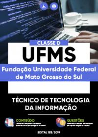 Técnico de Tecnologia da Informação - UFMS