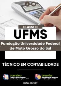 Técnico em Contabilidade - UFMS