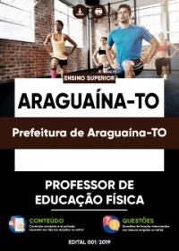 Professor de Educação Física - Prefeitura de Araguaína-TO