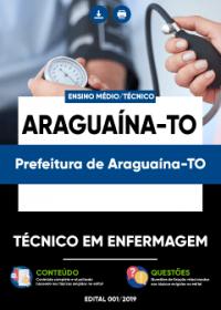 Técnico em Enfermagem - Prefeitura de Araguaína-TO