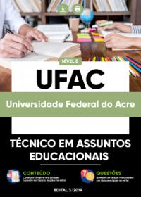 Técnico em Assuntos Educacionais - UFAC