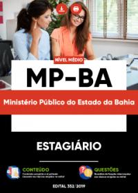 Estagiário - MP-BA
