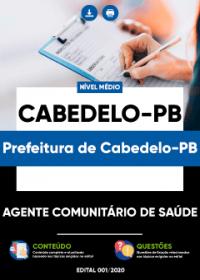 Agente Comunitário de Saúde - Prefeitura de Cabedelo-PB