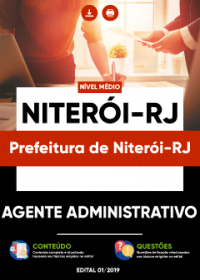 Agente Administrativo - Prefeitura de Niterói-RJ