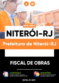 Fiscal de Obras - Prefeitura de Niterói-RJ