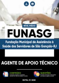 Agente de Apoio Técnico - FUNASG