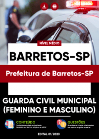 Guarda Civil Municipal - Prefeitura de Barretos-SP