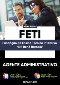 Agente Administrativo - FETI