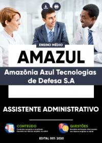 Assistente Administrativo - AMAZUL
