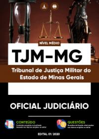 Oficial Judiciário - TJM-MG