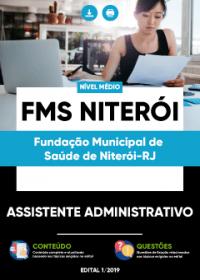 Assistente Administrativo - FMS Niterói-RJ