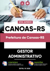 Gestor Administrativo - Prefeitura de Canoas-RS