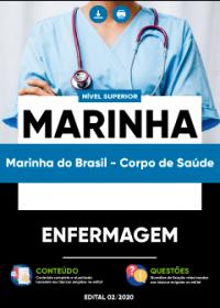 Enfermagem - MARINHA (Marinha do Brasil - Corpo de Saúde)