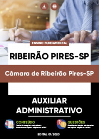 Auxiliar Administrativo - Câmara de Ribeirão Pires-SP
