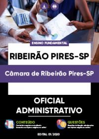 Oficial Administrativo - Câmara de Ribeirão Pires-SP