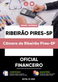 Oficial Financeiro - Câmara de Ribeirão Pires-SP