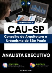 Analista Executivo - CAU-SP
