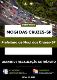 Agente de Fiscalização de Trânsito - Prefeitura de Mogi das Cruzes-SP