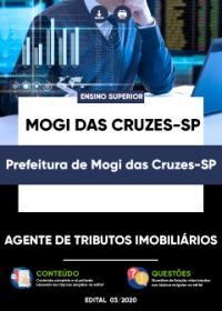 Agente de Tributos Imobiliários - Prefeitura de Mogi das Cruzes-SP