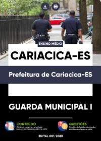 Guarda Municipal I - Prefeitura de Cariacica-ES
