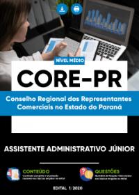 Assistente Administrativo Júnior - CORE-PR