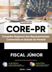 Fiscal Júnior - CORE-PR
