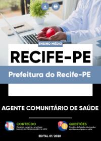 Agente Comunitário de Saúde - Prefeitura do Recife-PE