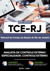Analista de Controle Externo - Especialidade: Controle Externo - TCE-RJ