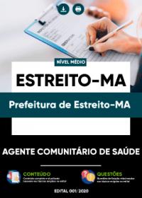 Agente Comunitário de Saúde - Pref. Estreito-MA