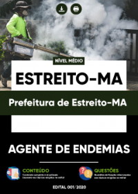 Agente de Endemias - Pref. Estreito-MA
