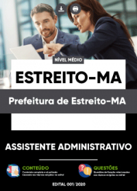 Assistente Administrativo - Pref. Estreito-MA