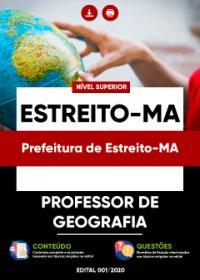 Professor de Geografia - Prefeitura de Estreito-MA