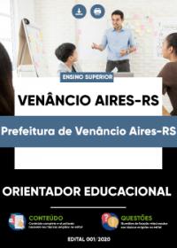 Orientador Educacional - Prefeitura de Venâncio Aires-RS